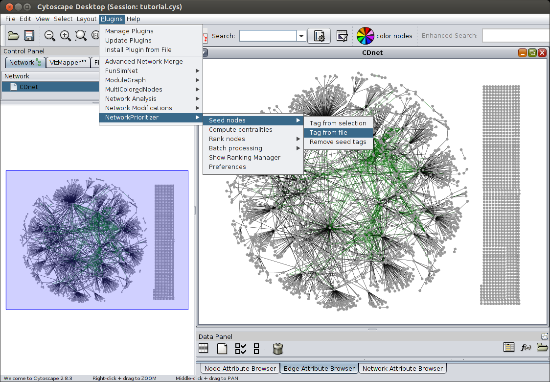 MPII - networkprioritizer